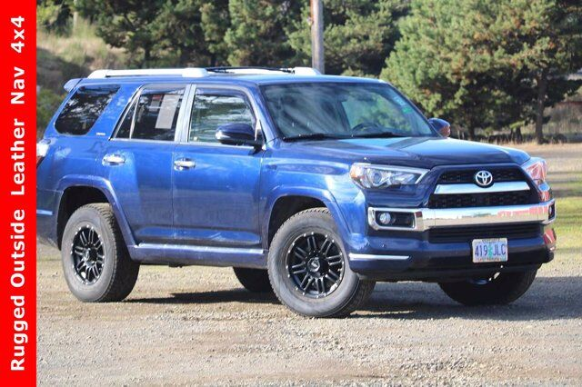 2016 Toyota 4Runner Limited Newport OR
