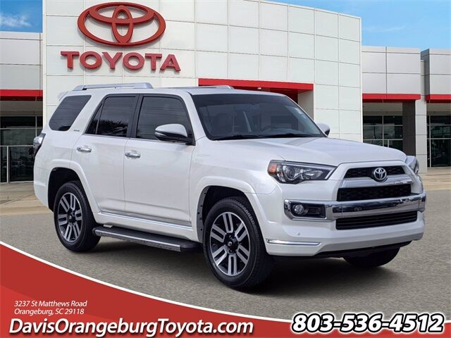 2016 Toyota 4Runner Limited Orangeburg SC