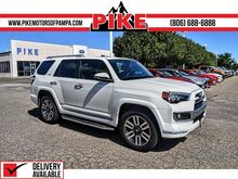 2016_Toyota_4Runner_Limited_ Pampa TX