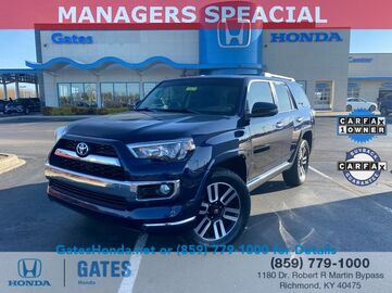 2016_Toyota_4Runner_Limited_ Richmond KY