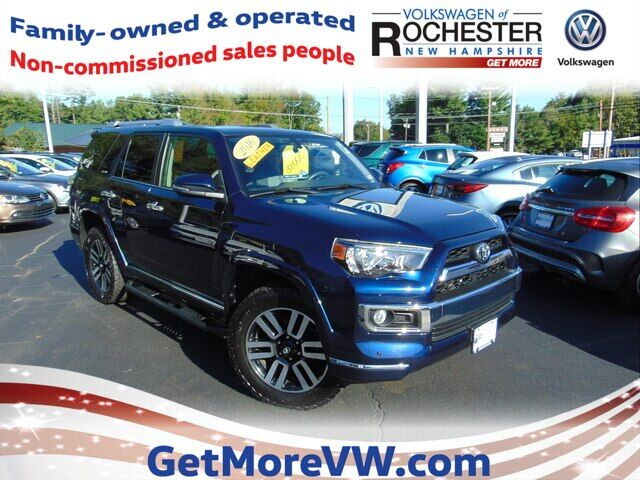 2016 Toyota 4Runner Limited Rochester NH
