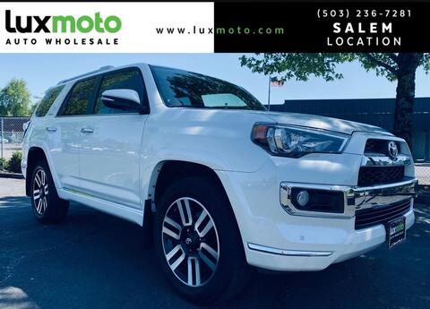 2016 Toyota 4Runner Limited Portland OR