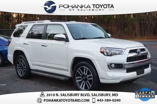 2016_Toyota_4Runner_Limited_ Salisbury MD