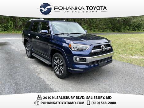2016_Toyota_4Runner_Limited_ Salisbury MD