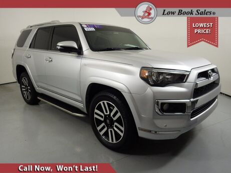 2016_Toyota_4Runner_Limited_ Salt Lake City UT