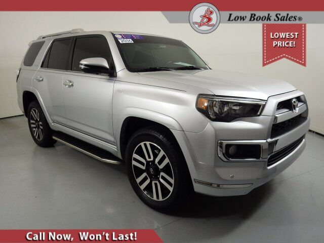 2016 Toyota 4Runner Limited Salt Lake City UT