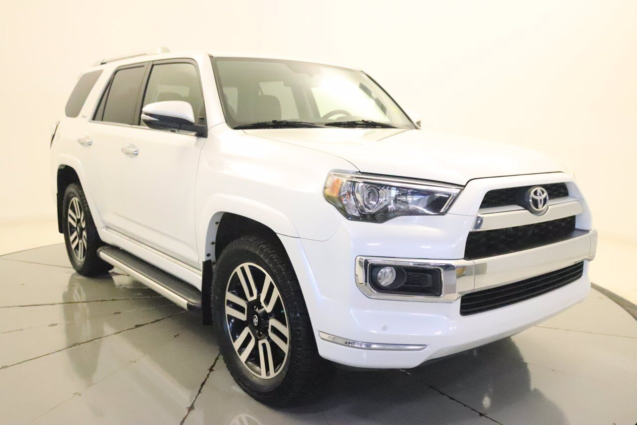 2016 Toyota 4Runner Limited Sherwood Park AB