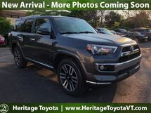 2016 Toyota 4Runner Limited South Burlington VT