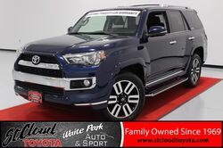 2016_Toyota_4Runner_Limited_ St. Cloud MN