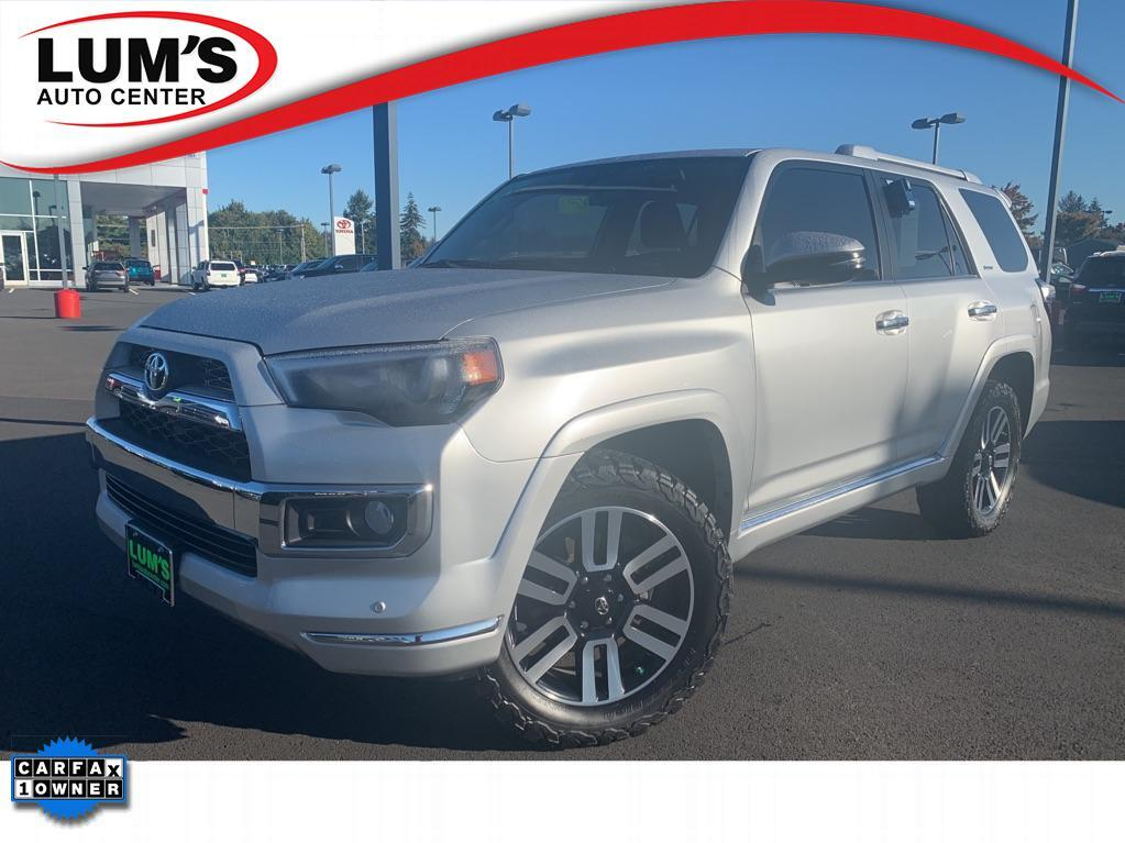 2016 Toyota 4Runner Limited Warrenton OR