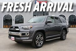 2016_Toyota_4Runner_Limited_ Weslaco TX