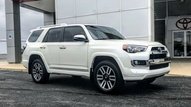 2016_Toyota_4Runner_Limited_ Warsaw IN
