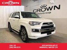 2016_Toyota_4Runner_SR5 4WD /BACK UP CAMERA/HEATED AND VENTILATED SEATS/BLUETOOTH_ Winnipeg MB