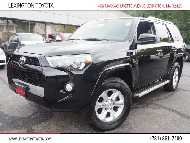 2016 Toyota 4Runner SR5 Lexington MA