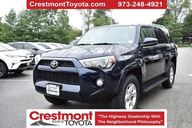 2016 Toyota 4Runner SR5 Pompton Plains NJ