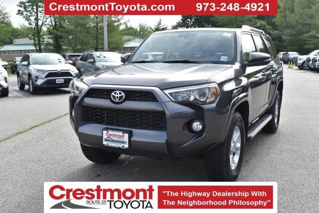 2016 Toyota 4Runner SR5 Premium Pompton Plains NJ