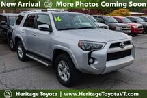 2016 Toyota 4Runner SR5 Premium South Burlington VT