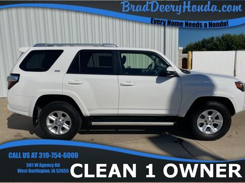 2016_Toyota_4Runner_SR5 Premium_ West Burlington IA