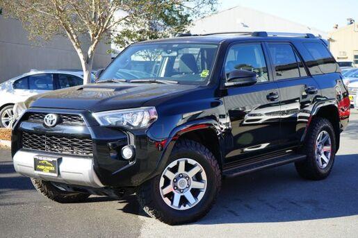 2016_Toyota_4Runner_SR5_ San Rafael CA