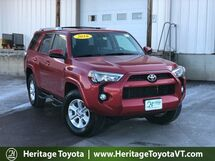2016 Toyota 4Runner SR5 South Burlington VT
