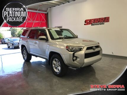 2016_Toyota_4Runner_SR5_ Birmingham AL