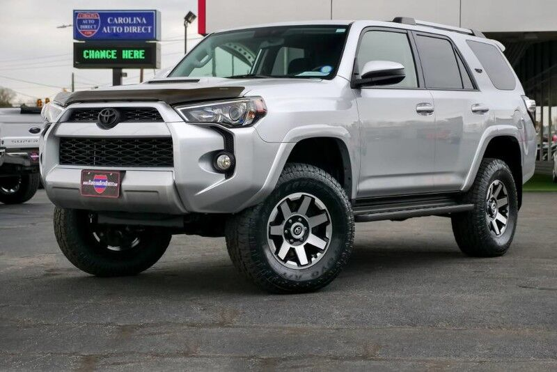 2016 Toyota 4Runner TRD Trail 4X4 **LIFTED** w/ Navigation & Remote Start Mooresville NC