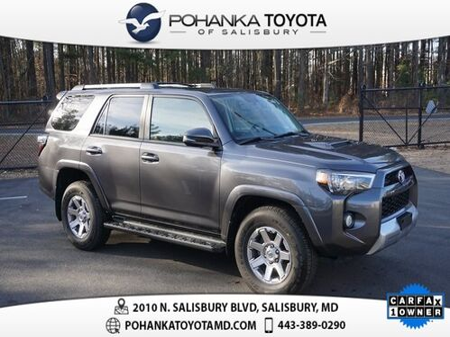 2016_Toyota_4Runner_Trail Premium_ Salisbury MD