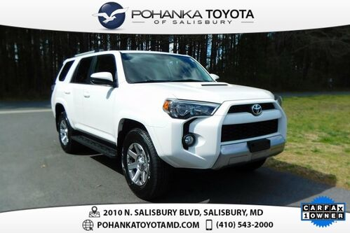 2016_Toyota_4Runner_Trail_ Salisbury MD