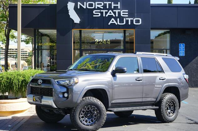 2016_Toyota_4Runner_Trail_ Walnut Creek CA