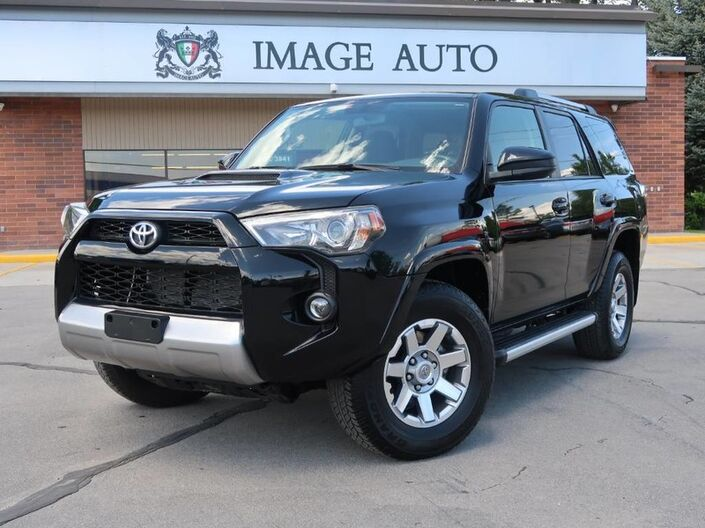 2016 Toyota 4Runner Trail West Jordan UT