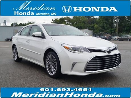 2016 Toyota Avalon 4dr Sdn Limited Meridian MS