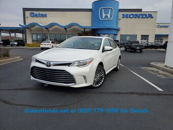 2016_Toyota_Avalon_4dr Sdn Limited_ Richmond KY