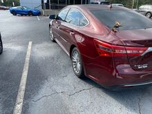 2016_Toyota_Avalon Hybrid_Limited_ Central and North AL