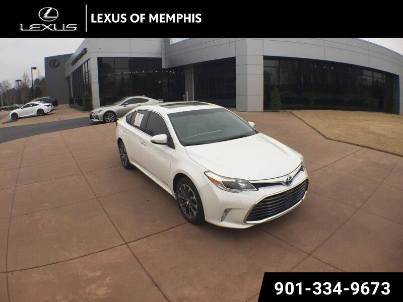 2016 Toyota Avalon Hybrid XLE Plus Memphis TN