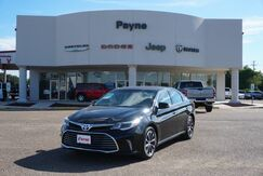 2016_Toyota_Avalon_Limited_ Brownsville TX