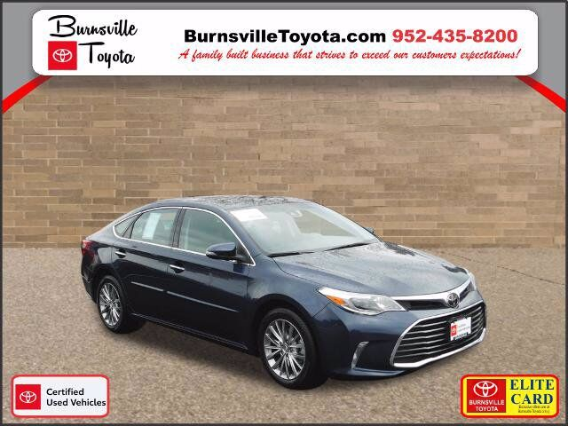 2016 Toyota Avalon Limited Burnsville MN