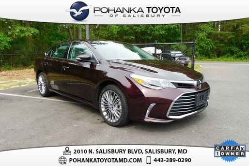 2016_Toyota_Avalon_Limited CERTIFIED_ Salisbury MD