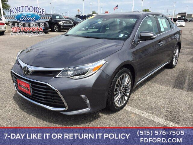 2016 Toyota Avalon Limited Fort Dodge IA