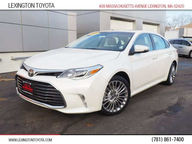 2016 Toyota Avalon Limited Lexington MA