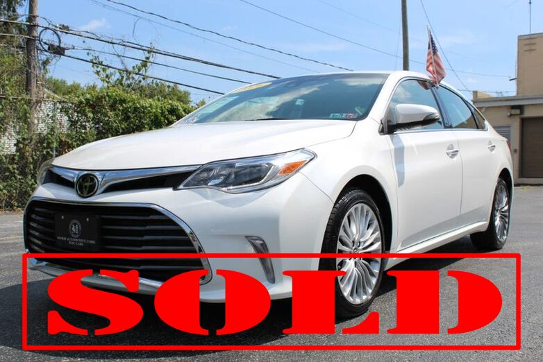 2016 Toyota Avalon Limited New Castle DE