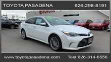 2016_Toyota_Avalon_Limited_ Pasadena CA