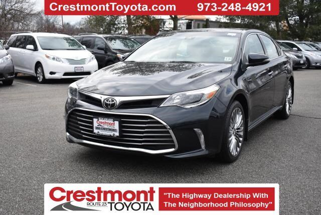 2016 Toyota Avalon Limited Pompton Plains NJ