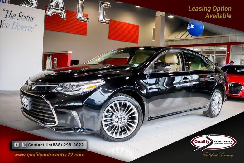 2016 Toyota Avalon Limited Safety Sense Pkg. Springfield NJ