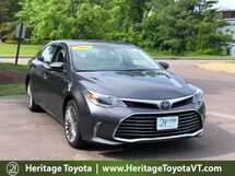 2016 Toyota Avalon Limited South Burlington VT