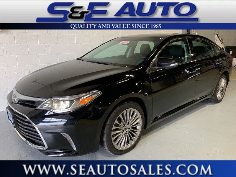 2016 Toyota Avalon Limited Weymouth MA
