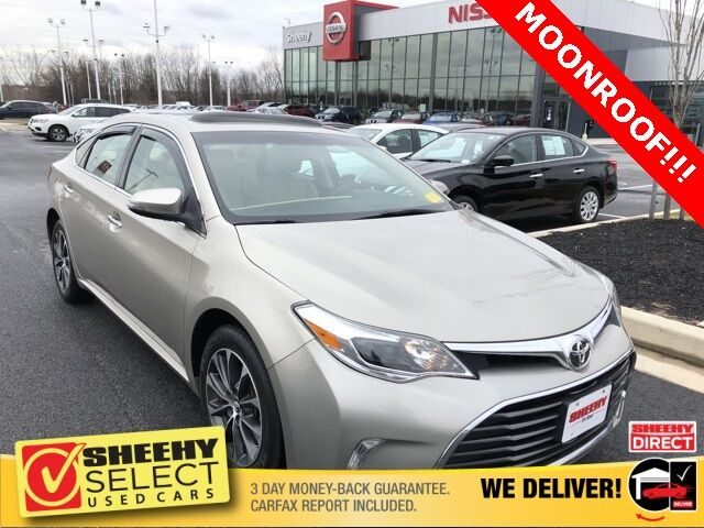 2016 Toyota Avalon XLE White Marsh MD