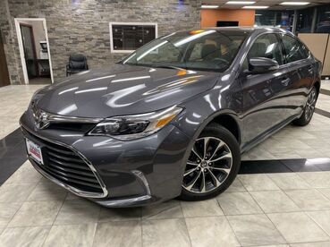 2016_Toyota_Avalon_XLE Plus_ Worcester MA
