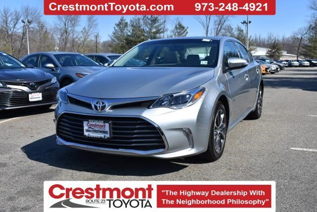 2016 Toyota Avalon XLE Premium Pompton Plains NJ