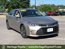 2016 Toyota Avalon XLE Premium South Burlington VT