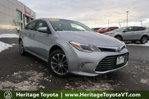 2016 Toyota Avalon XLE South Burlington VT